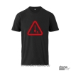 T-Shirt HOT schwarz