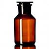 Weithals-Standflaschen Braunglas