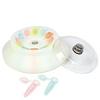Rotor mit Deckel CD24-18-5 für CD 3024/CD-3024R 18 x 5 ml, aerosoldicht